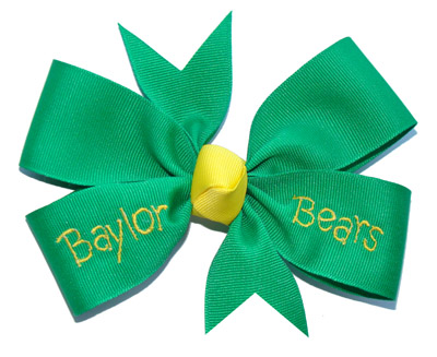Baylor Bears Bow