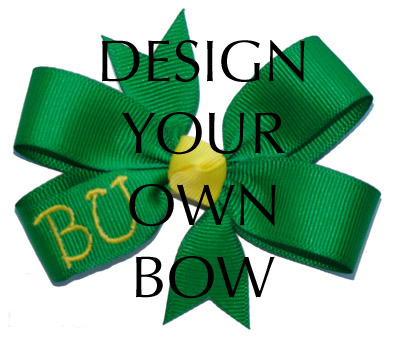 Design Your Own School Mascot Bow