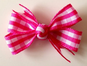 Small Pink Gingham