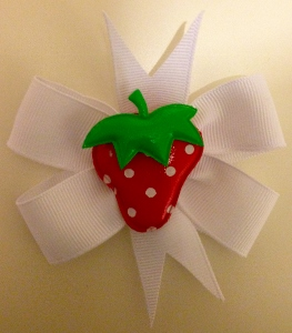 Medium Strawberry Deluxe