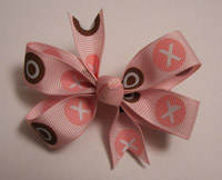 Infant XOXO Bow