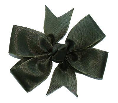 Toddler Evergreen Bow