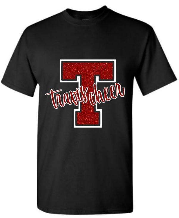 Travis Cheer T-Shirt