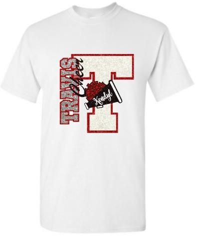 2020-2021 Travis Cheer Shirt