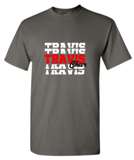Travis Split T-Shirt