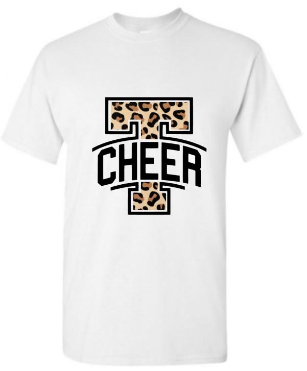 T-Cheer T-Shirt LEOPARD